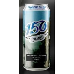 Blanche du 150e