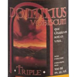 DOMINUS VOBISCUM TRIPLE